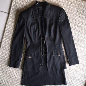 Nanette Lepore Blazer & Skirt Suit
